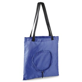 Personalized Fold Up Totes