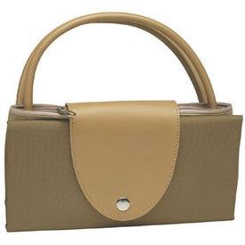 Imprinted Foldable Tote Bag