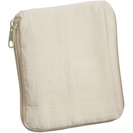 Imprinted Customizable Foldable Tote Bag