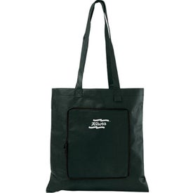 Customizable Foldable Tote Printed with Your Logo