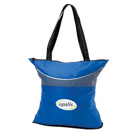 Foldable Tote Imprinted with Your Logo