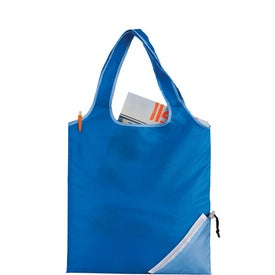 Company Fold-Up Cinch Corner Tote