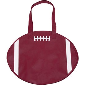 Advertising Football Tote