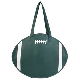 Imprinted Football Tote