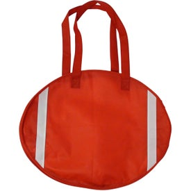 Custom Football Tote