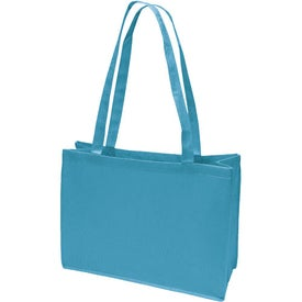 Franklin Celebration Tote Bag Printed with Your Logo
