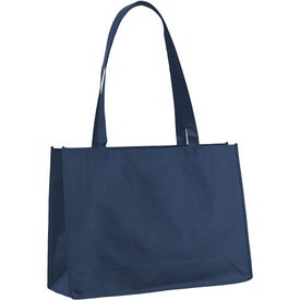 Printed Franklin Celebration Tote Bag