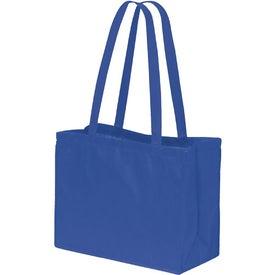 Franklin Celebration Tote Bag with Your Slogan