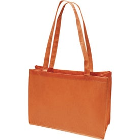 Franklin Celebration Tote Bag for Advertising