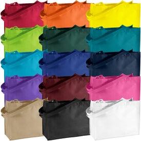 Sparkly Franklin Tote Bag