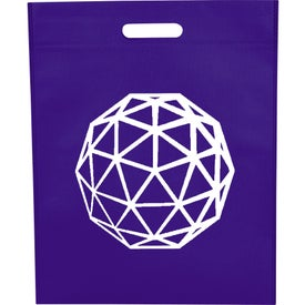 Freedom Heat Seal Exhibition Tote with Your Logo