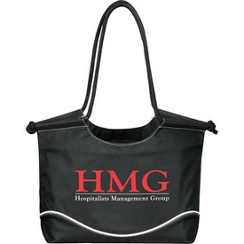 Monogrammed French Dip Tote