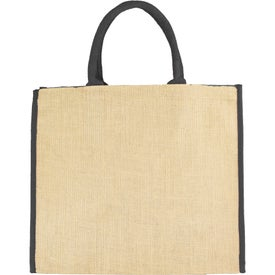 Fresno Eco Friendly Jute Tote Bag