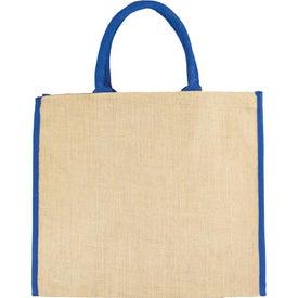 Fresno Eco Friendly Jute Tote Bag