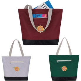 Front Pocket Tote Bag