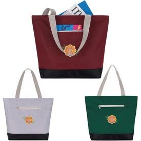 Front Pocket Tote Bag
