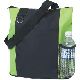 Fun Tote Bag Printed with Your Logo