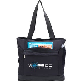 Advertising Fusion Tote Bag