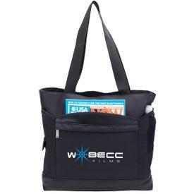 Advertising Fusion Tote Bag