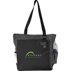 Iconic Tote Bag with Your Slogan