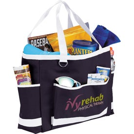 Game Day Carry All Tote Bag for your School