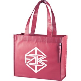 The Gemstone Tote with Your Slogan