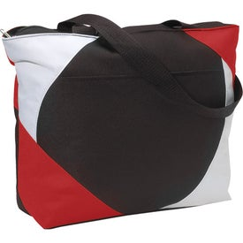 Company Geo Color Block Tote Bag