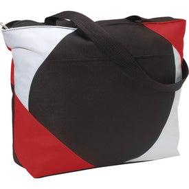 Company Geo Color Block Tote Bag