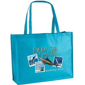 George Celebration Tote Bag (Full Color Logo)