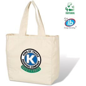 Personalized Give Away Tote