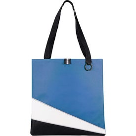 Branded Glaze Convention Tote