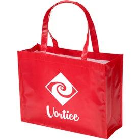 Glimmer Laminated Non-Woven Shopping Tote Bag