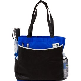 Branded Globe Trotter Deluxe Convention Tote Bag