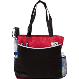 Monogrammed Globe Trotter Deluxe Convention Tote Bag