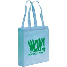 Go Tote Bag with Your Slogan