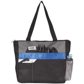Grand Central Tote Bag Printed with Your Logo