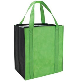 Grande Insulated Tote Branded with Your Logo