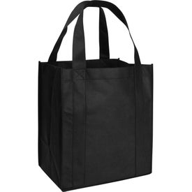 Grande Tote Bag Imprinted with Your Logo