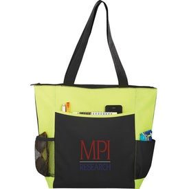 The Grandview Meeting Tote Bag with Your Slogan