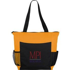 Monogrammed The Grandview Meeting Tote Bag