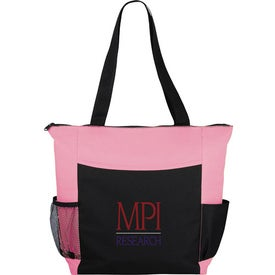 Personalized The Grandview Meeting Tote Bag