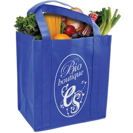 Customized Heavy Duty Grocery Tote