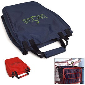 Branded Grocery Cart Tote