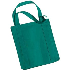 Customized Grocery Non-Woven Tote Bag