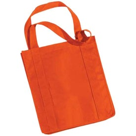 Personalized Grocery Non Woven Tote Bag