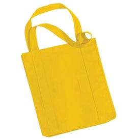 Promotional Grocery Non Woven Tote Bag