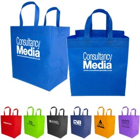 Grocery Shopper Tote Bag