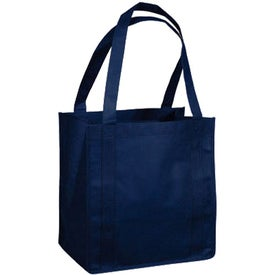 Personalized Non Woven Polypropylene Grocery Tote Bag