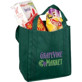 Non Woven Polypropylene Grocery Tote Bag for your School