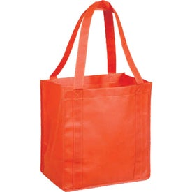 Non Woven Polypropylene Grocery Tote Bag for Your Organization
